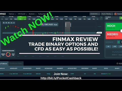 Finmax Review - Finmax Binary Options Platform Reviewed - Finmax Trading Explained