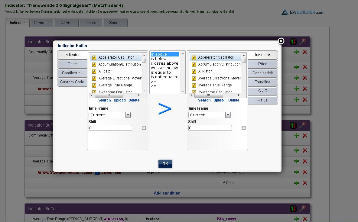ea builder binary options