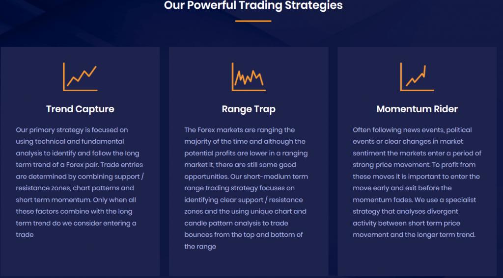 1000PipBuilder Traded Strategies